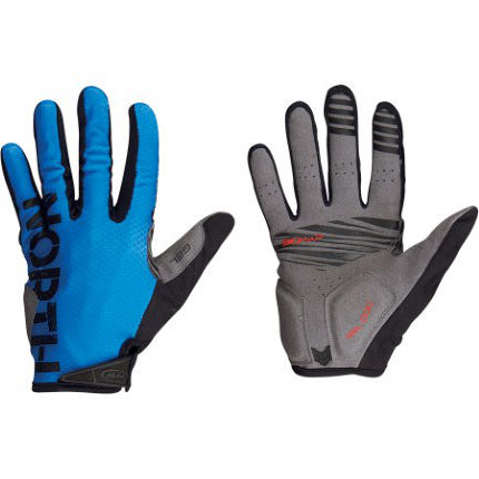 Велорукавиці NorthWave Blaze Full gloves синій/чорний/сірий (С8916207827)