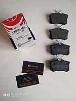Тормозные колодки, задние / ABE (C2W001ABE) AUDI A6 (С5) 1997-2005