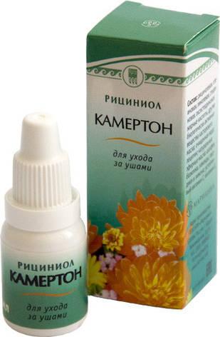 Рициниол Камертон - для догляду за вухами, фото 2