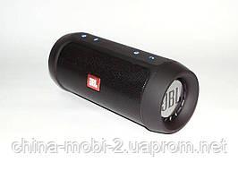 JBL Charge 2+ E2+ 10W копия, блютуз колонка c FM и MP3, черная, фото 2