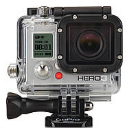 Экшн камера GoPro HERO3 White Edition, фото 1