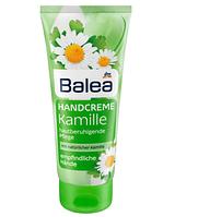 Крем для рук и ногтей с экстрактом ромашки Balea Hand&Nagel Balsam Kamille