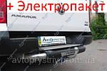 Фаркоп - Volkswagen Amarok Пикап (2010--)
