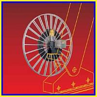Моторный кабельный барабан Wampfler