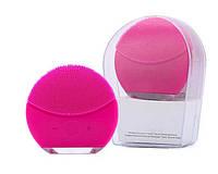 Электрическая щетка для лица FOREO Luna Mini 2 с индивидуальной настройкой очистки Розовый (SUN1757)