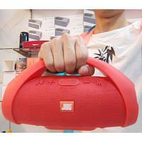 Бездротова колонка JBL Booms Box mini, червона Якісна репліка, фото 1