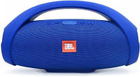 Беспроводная колонка JBL Booms Box mini, синяя Качественная реплика, фото 1