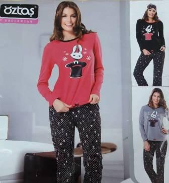 Пижама женская Oztas 2243