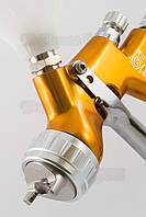 Краскопульт DeVilbiss GTi PRo Lite (голова TE20 / TE10 , HVLP30 , сопло - 1,4 мм ), фото 1