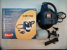 Краскопульт Craft CSP-750
