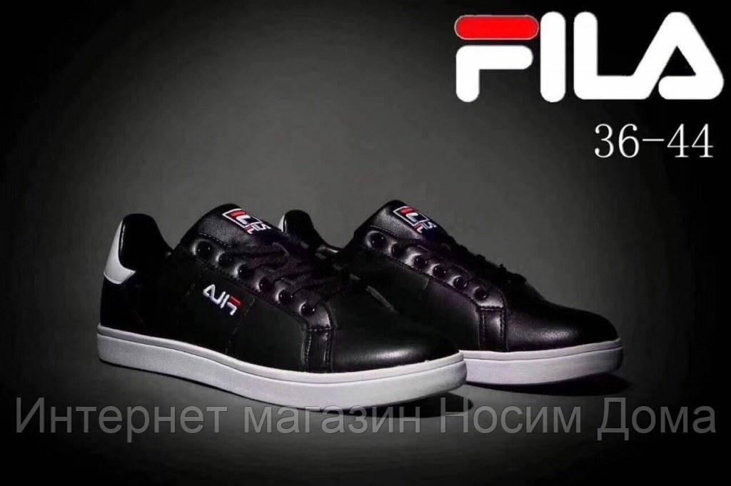 5d020c78 Кеды Fila Tennis Classic Black 2782: продажа, цена в Киеве ...