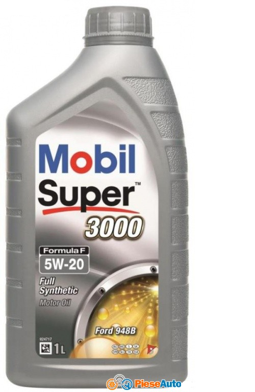 Моторное масло MOBIL SUPER 3000 XE 5W-20  1л