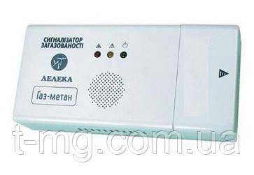Сигнализатор газа метан Лелека КСГ-ИР-АС (СН4-СО)