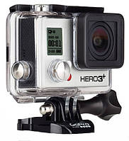 Экшн камера GoPro HERO3+ Black Edition + ПОДАРКИ, фото 1
