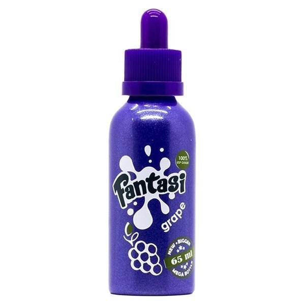 Fantasi Grape - никотин 3 мг. 65 мл. VG/PG 70/30
