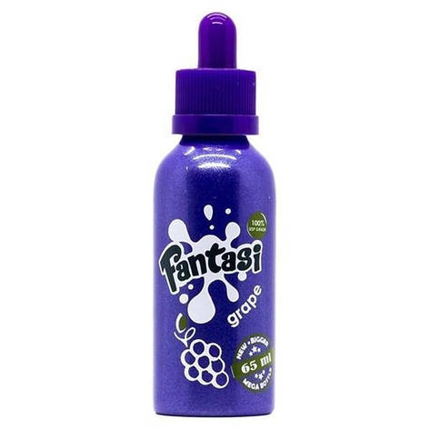 Fantasi Grape - никотин 3 мг. 65 мл. VG/PG 70/30, фото 2