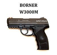Копия Пневматический пистолет Borner W3000M (C-21), фото 1