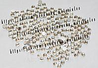 """Стразы стеклянные """"Crystal"""" (аналог swarovski) ss20 (5 mm)"""