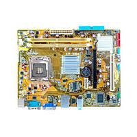 Материнская плата s775 Asus P5G-MX ( Intel 945GC, 2xDDR2, 4xSATA, 1xPCIE, VGA ) бу
