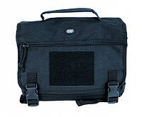 Тактическая наплечная сумка MFH 30695A цвет черный
