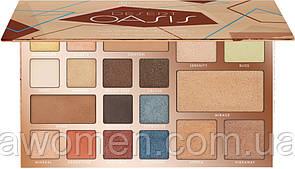 Палетка BH Cosmetics Desert Oasis - 19 Color Shadow & Highlighter Palette