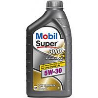 Моторное масло MOBIL SUPER 3000х1 F- FE 5W-30 GSP 1л