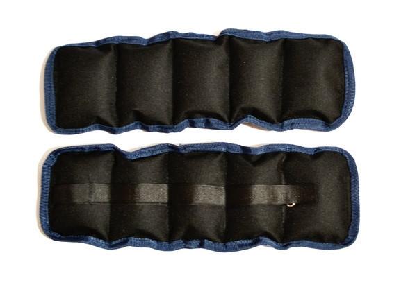 Утяжелители для рук и ног 1,0 кг пара (2 по 0,5 кг)