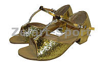Обувь для танца (для девочек) латина D502
