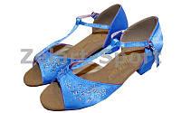Обувь для танца (для девочек) латина ET7009-B