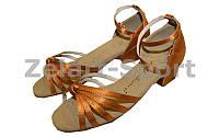 Обувь для танцев (для девочек) латина ET7100-C