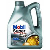Моторное масло MOBIL SUPER 3000х1 F- FE 5W-30 GSP 4л