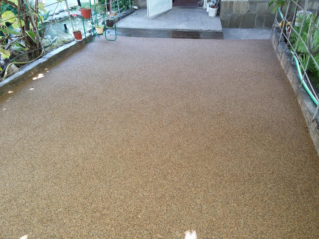 Декоративное покрытие Каменный ковер