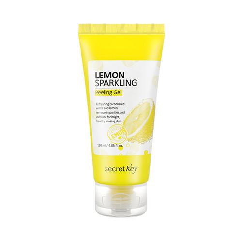 Пилинг-скатка с лимоном Secret Key Lemon Sparkling Peeling Gel