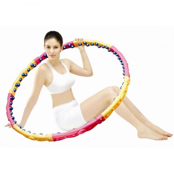 Обруч массажный Dynamic W Health Hoop (2,3 кг)