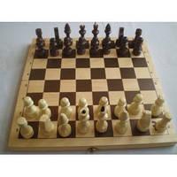 Шахматы деревянные (29 х 29 см), фото 1
