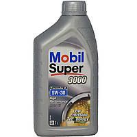 Моторное масло MOBIL SUPER 3000х1 FV 5W-30  1л