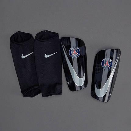 Щитки Nike Paris Saint-Germain Mercurial Lite SP2113-010 (Оригинал), фото 2