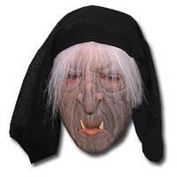 Маска Баба яга на Хэллоуин