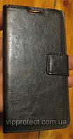 Lenovo S8/S898 черный чехол-книжка на телефон, фото 1