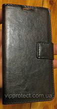 Lenovo S8/S898 чорний чохол-книжка на телефон