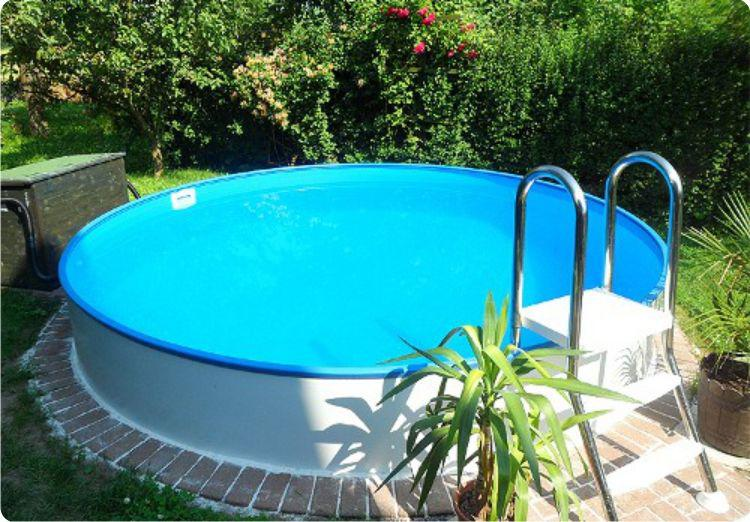Сборный бассейн Hobby Pool Milano 8 x 1.2 м (пленка 0.8 мм)