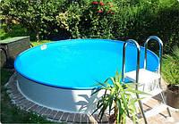 Сборный бассейн Hobby Pool Milano 8 x 1.2 м (пленка 0.8 мм), фото 1