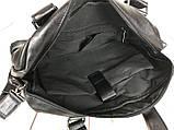 Мужская городская сумка. Сумка для поездок. Стильная вместительная сумка. Мужские сумки., фото 2