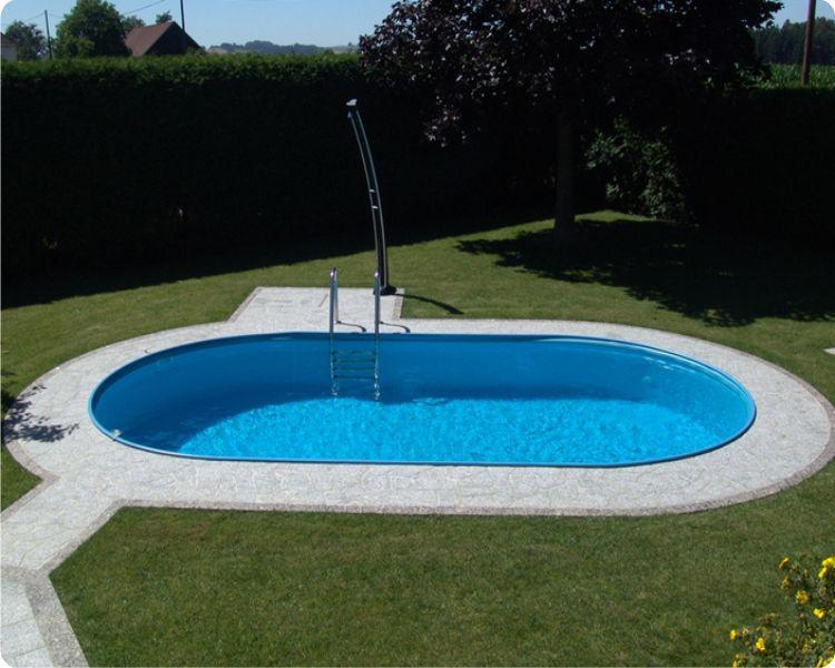 Сборный бассейн Hobby Pool Toscana 10 x 4.16 х 1.2 м (пленка 0.8 мм)
