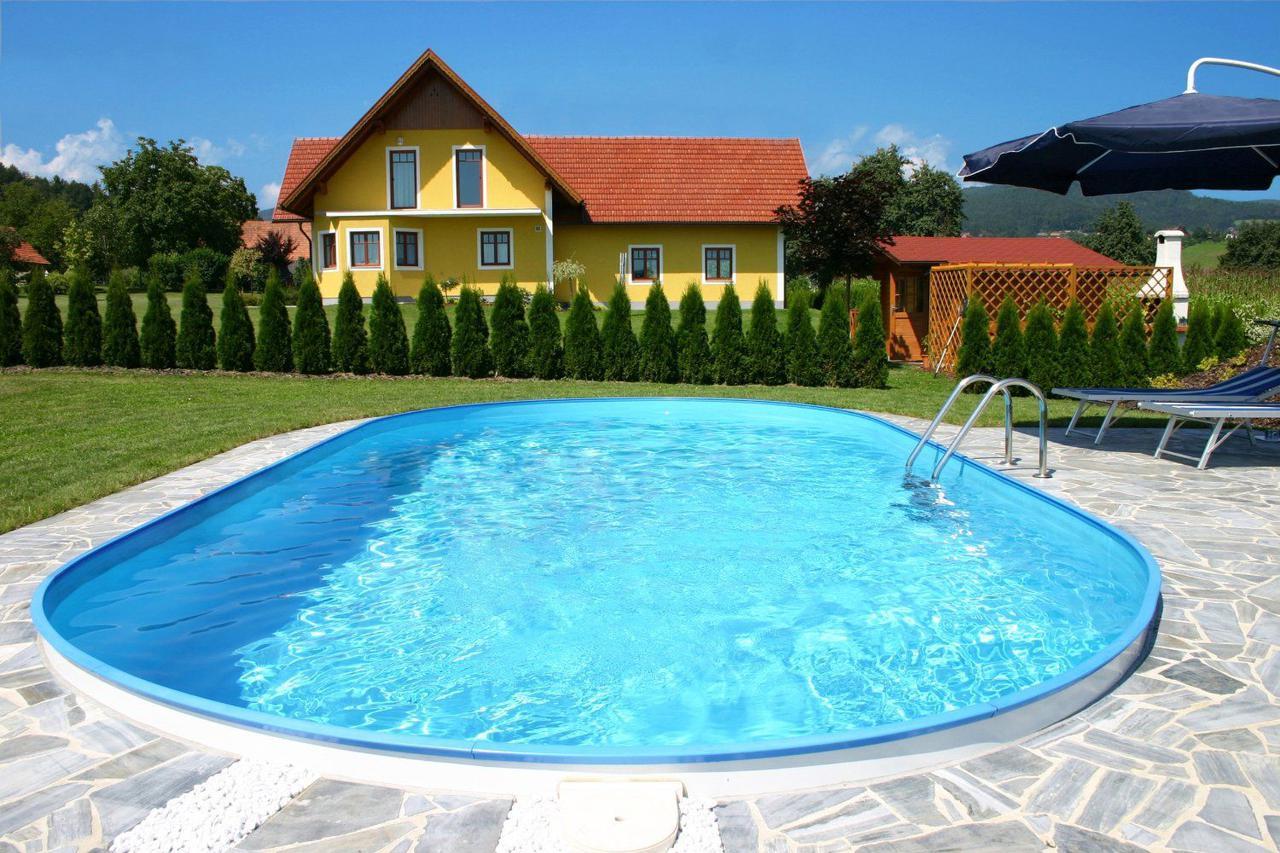 Сборный бассейн Hobby Pool Toscana 10 x 4.16 х 1.2 м (пленка 0.6 мм)