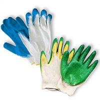 Прорезиненные рабочие перчатки: особенности и характеристики