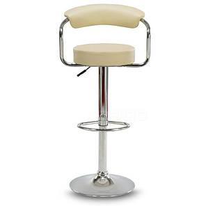 Барный стул табурет барний стілець кресло для кухни Hoker Soho бежевый, фото 2