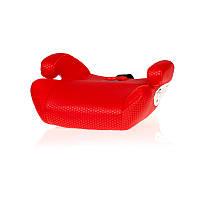 Детское автокресло Capsula JR4 Mars Red (бустер) от 4 до 12 лет ТМ Capsula Красный 774030, фото 1