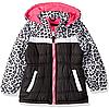 Куртка Pink Platinum (США) разноцвет для девочки от 3-4 года