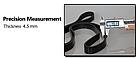 Резиновая петля,петли для подтягивания,фитнес резинка JUMPFIT Pro Черная 11 - 30 kg , фото 6